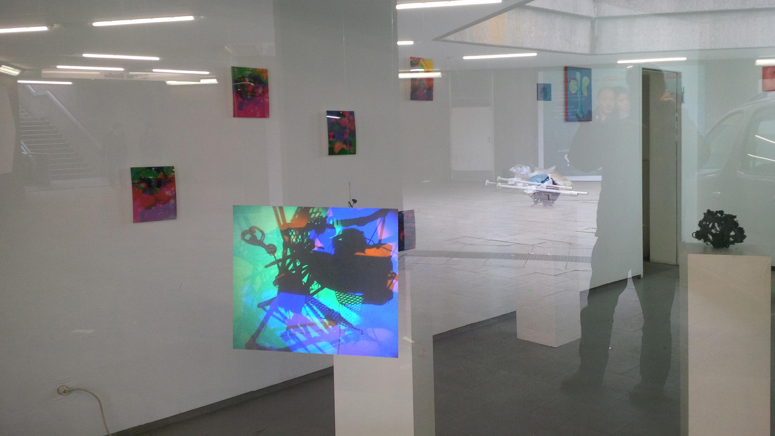 Souterrain | Bernd Fox, R.J.Kirsch und Adi Meier-Grolman